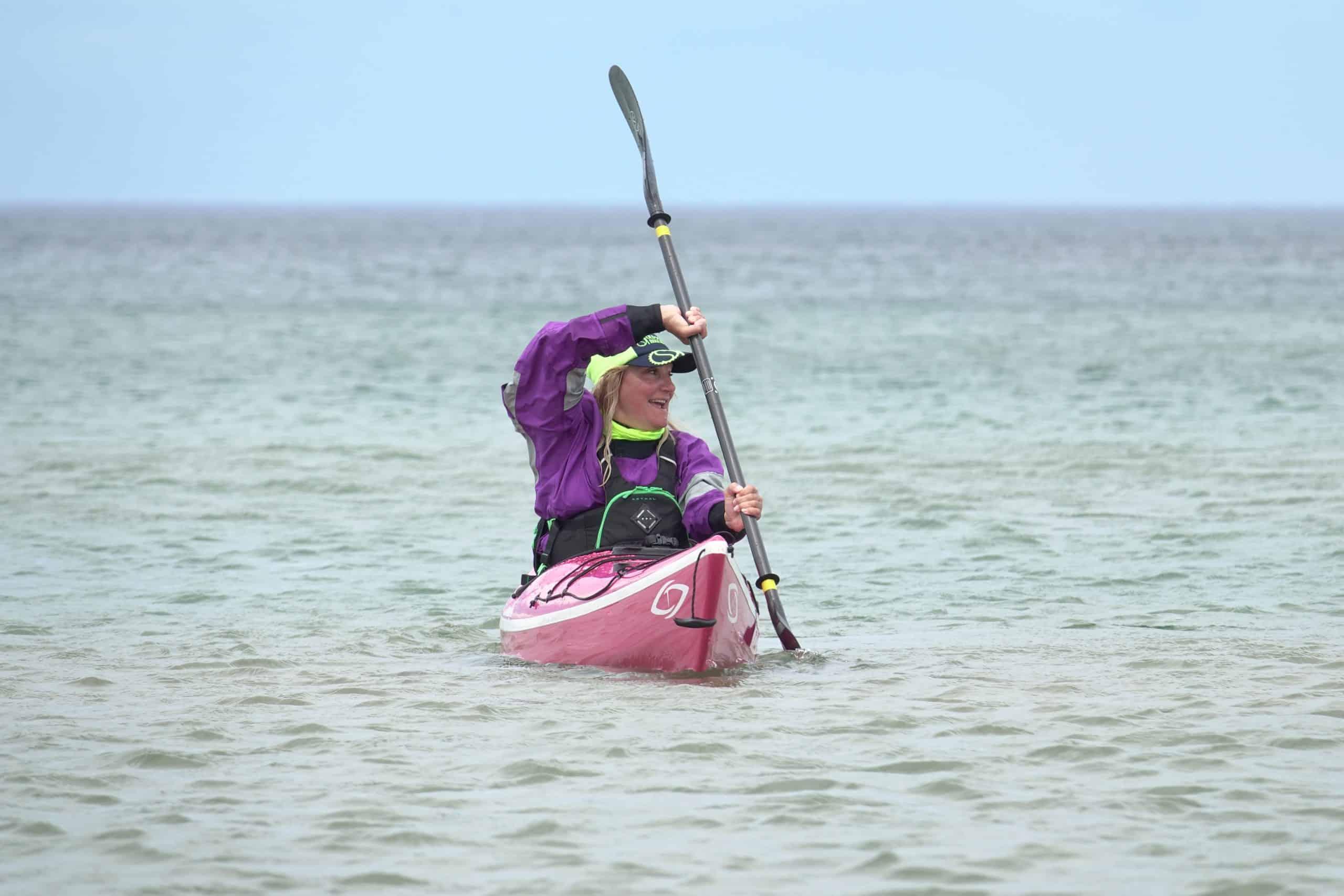 bow rudder practice