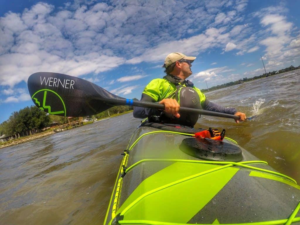 josh hall kayaking